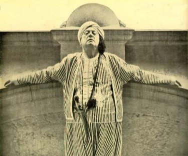 Cefalu Aleister Crowley the magician
